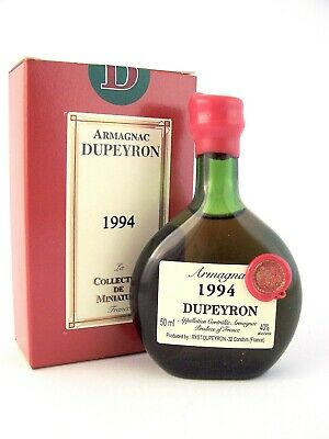 1994 Ryst-Dupeyron Armagnac 50ml France Isle of Wine