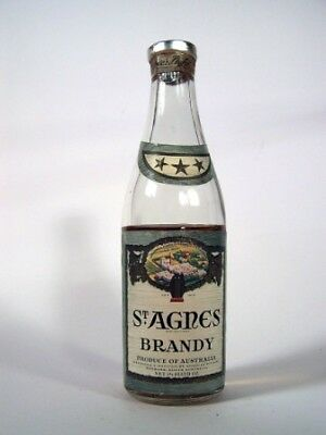 Miniature circa 1969 St. Agnes Brandy Isle of Wine