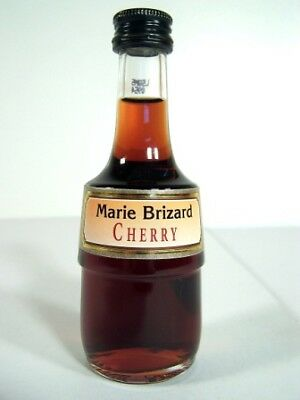 Miniature circa 1988 Marie Brizard Cherry Liqueur Isle of Wine