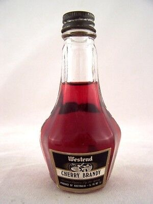 Miniature circa 1966 Westend Cherry Brandy Isle of Wine