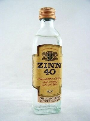 Miniature circa 1978 Zinn 40 Isle of Wine
