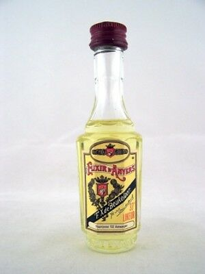 Miniature circa 1974 Elixir D'Anvers Isle of Wine
