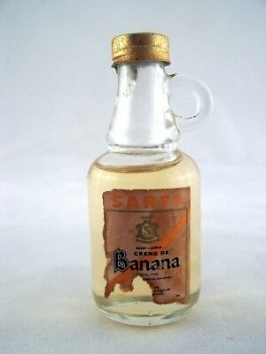 Miniature circa 1975 Sarti Banana Isle of Wine