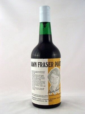 1976 DAWN FRASER Vintage Port Isle of Wine • AUD 59.95