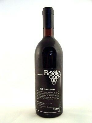 1979 circa BOROKA Old Tawny Port Isle of Wine