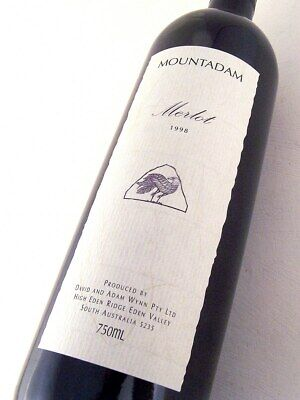 1998 MOUNTADAM Merlot Isle of Wine