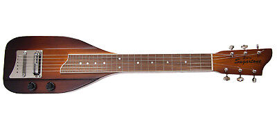 Sugartone Starjet lap steel guitar luthier custom hand built handcrafted superb