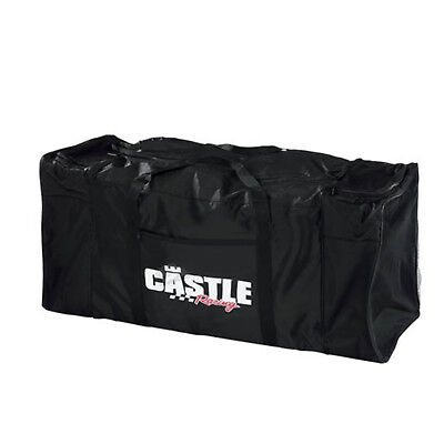 Castle Racing New Snowmobile Deluxe Gear Duffle Bag Luggage 98-4065