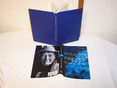 THE STORY OF LUCY GAULT by William Trevor, 2002, 1st American edition