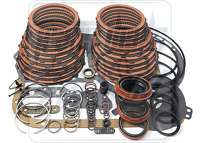 Dodge 48RE Alto Red Eagle Transmission Rebuild Kit Diesel (5.9) Gas (V10) 03-ON