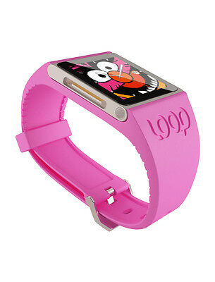 Loop Attachment Watch Band for iPod Nano 6th Gen