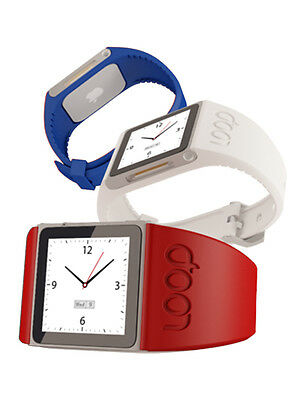 LOOP Watch Band for iPod Nano 6G & 7G - Patriot Bundle