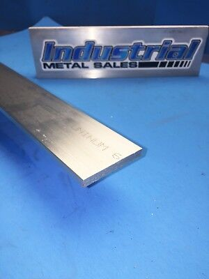 "1/4"" x 1-3/4"" 6061 T6511 Aluminum Flat Bar x 48""-Long->.250"" x 1.750"" MILL STOCK"