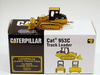 Caterpillar 953C Track Loader - 1/87 - Brass - CCM - MIB