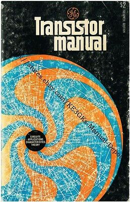 General Electric GE Transistor Manual * PDF * CDROM