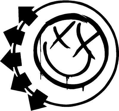 Blink 182 Decal Sticker Free Shipping