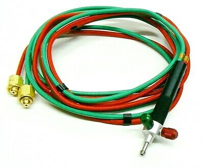 SMITH LITTLE TORCH JEWELERS TORCH JEWELRY SOLDERING BODY-HANDLE & DUAL HOSES NEW