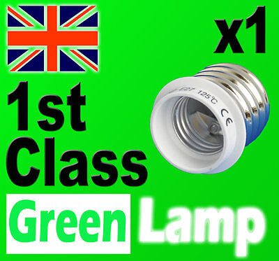 Lamp Light Bulb Socket Base Converter adapter Edison Large Screw E40 to E27