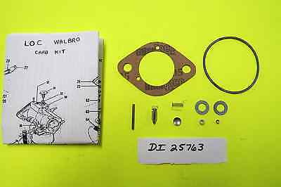 WT211 WT238 WT334 WT346 WALBRO CARB KIT FOR MCCULLOCH