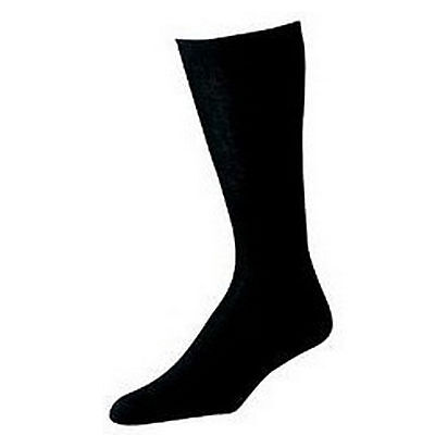 24 x Plain Mens Cotton Rich Socks OFFER WHOLESALE JOB LOT TRADE PRICE