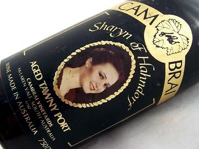 1982 circa CAMBRAI Sharyn of Hahndorf Tawny Port Isle of Wine