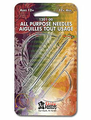 Hard To Find All Purpose Needles 1201-00 by Tandy Leather