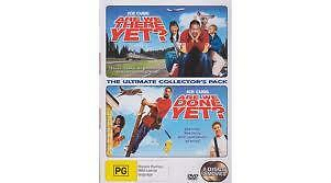 Are We There Yet+Are We Done Yet Dvd 2 Disc*new+Sealed* Ice Cube Comedy Children