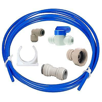 Kit-10 Samsung LG Daewoo Side By Side Fridge Water Filter Connection Set