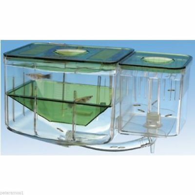 Penn-Plax Aqua-Nursery Automatic Circulating Hatchery Tropical Fish Tank Hatcher