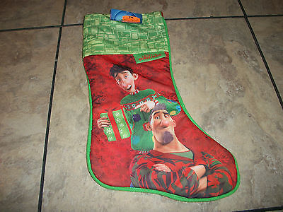 ***ARTHUR CHRISTMAS---CHRISTMAS STOCKING (NEW)***
