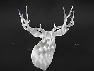 Mule Deer Hitch Cover  All Aluminum Will Never Rust