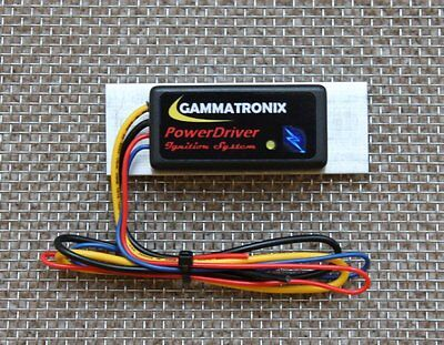 Gammatronix PowerDriver Electronic Ignition System 6v SIX volt NEGATIVE earth