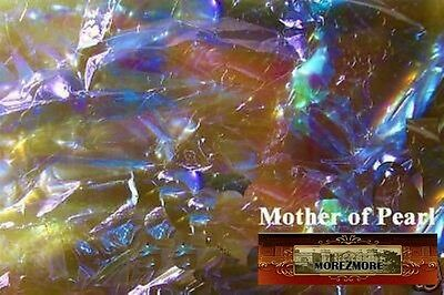 M00342 MOREZMORE Angelina Fantasy Film CRYSTAL MOTHER OF PEARL Heat 50' T20