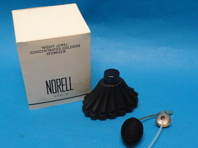 VINTAGE NORELL NIGHT JEWEL CONCENTRATED COLOGNE ATOMIZR 2 oz * NEW IN BOX8277-13