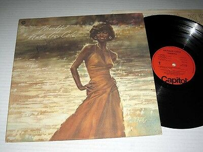 NATALIE COLE Thankful CAPITOL VG++/NM-