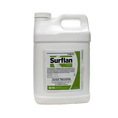 Surflan AS Pre-emergence Herbicide 2.5 Gals For Broadleaf Weeds & Annual Grasses