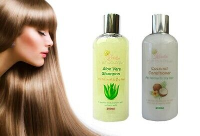 Brazilian Keratin Hair Treatment After Care Shampoo & Conditioner Kit Salt Free
