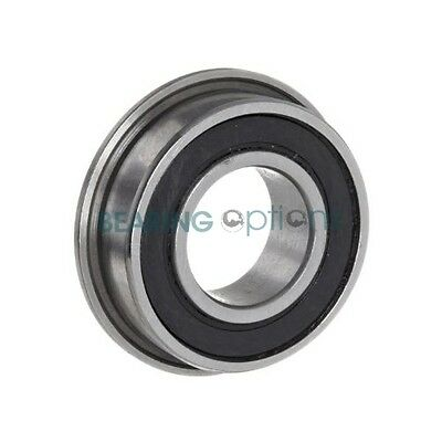 Premium Model Bearings Flanged Type 2Rs & Zz