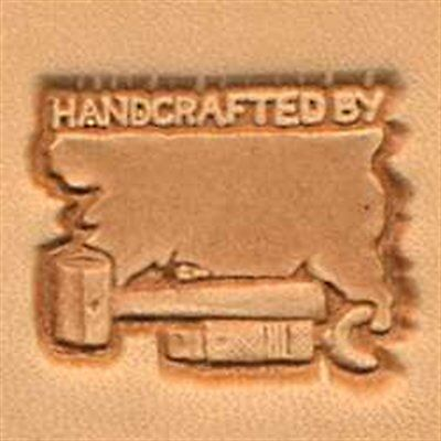 Handcrafted By 3D Stamp 88400-00 by Tandy Leather