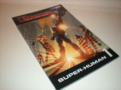 The Ultimates: Super-Human, Volume One TPB, VF/NM
