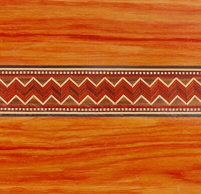Fabulous Rarely Seen  Buffard Frères Marquetry Banding Strips (Inlay-11)