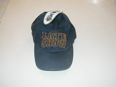 LATE SHOW Toddler (Child's) Cap / Hat. . Brand New With Tags. Retail $20+