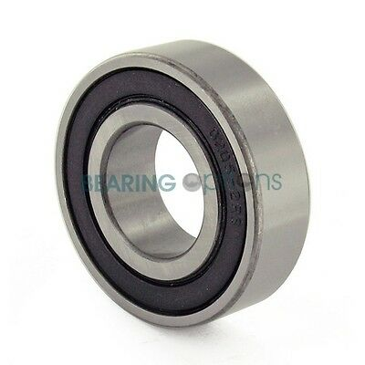 Single Row Radial Bearings (2Rs)