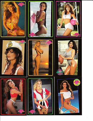 1994 Benchwarmer Series 2 (Cards# 121-220) Trading Card Base Set (100 Cards)