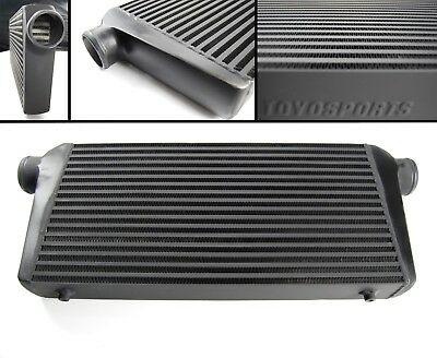TOYOSPORTS FRONT MOUNT ALUMINUM ALLOY FRONT MOUNT TURBO INTERCOOLER 600x300x76MM