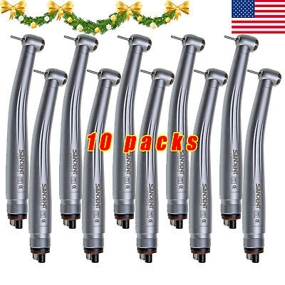 Dental Lab Electric Marathon Micro Motor N3 + Contra Angle + Straight Handpiece