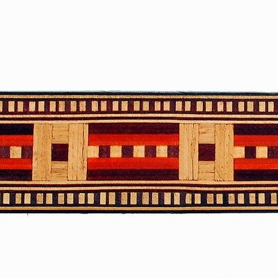 Egyptian Inspired Buffard Frères Marquetry Banding Strips (Inlay-70a)