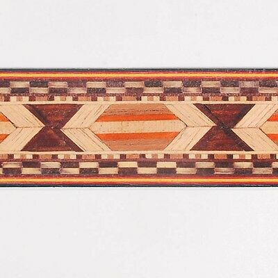 Egyptian Inspired Buffard Frères Marquetry Banding Strips (Inlay-71)