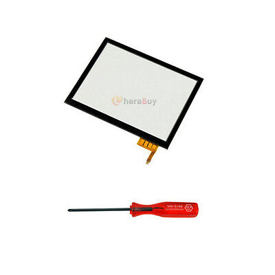 NEW Touch Screen for Nintendo DS Lite Screen Digitizer + Tool