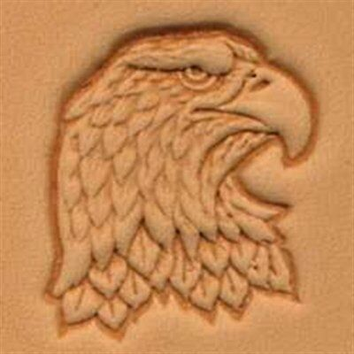 Right Face Eagle Head 3d Stamp 88344-00 by Tandy Leather